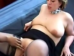 Anal, Blonde, Chubby