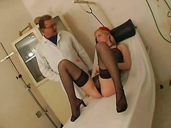 Blonde, Gyno, Teacher